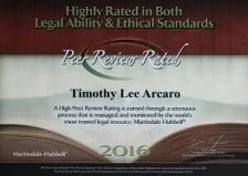 Highly Rated Attorney