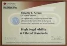 CV® Rated Attorney